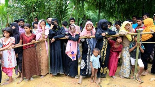 The Rohingya tragedy shows human solidarity is a lie