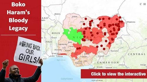 Nigeria frees more children and women from Boko Haram