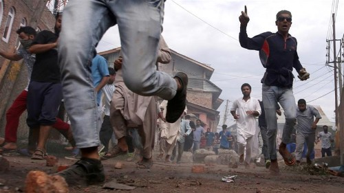 India's aggression is fuelling Kashmiri resistance