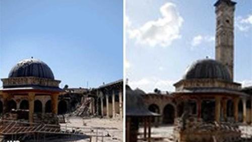 Heritage sites ravaged by Syria's war