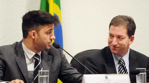 Greenwald wants Brazil to give Snowden asylum
