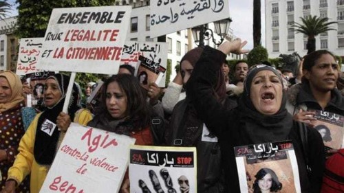 Morocco under fire over women rights bill