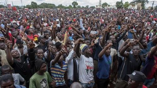 Top Malawi banker arrested in election bribery case