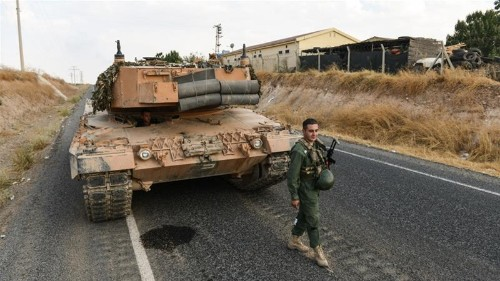 Turkey, Kurds trade accusations as Syria truce largely holds
