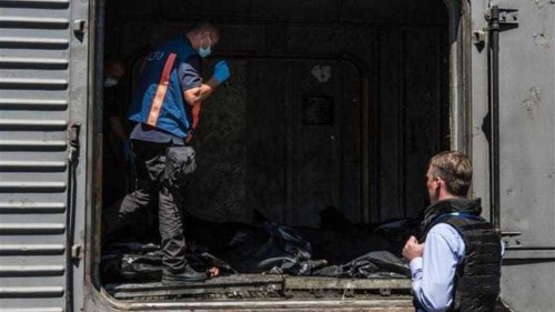 MH17 bodies to be taken to the Netherlands