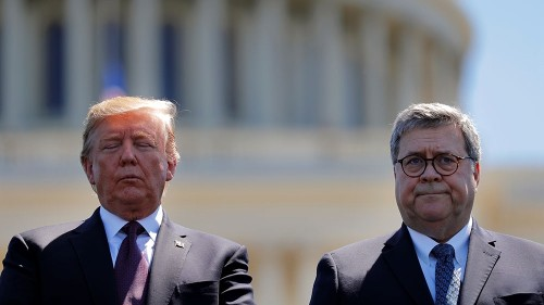 Judges postpone emergency meeting to discuss Trump, Barr: Report