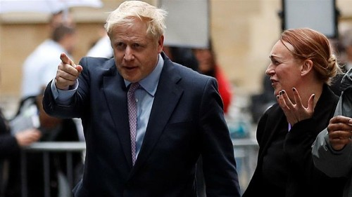 A 'muted' Johnson inches closer to PM chair after TV debate