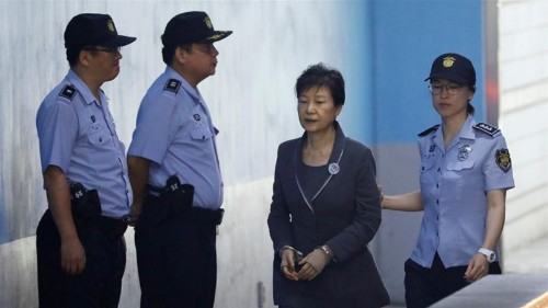S Korea top court orders new trial of Park Geun-hye bribery case