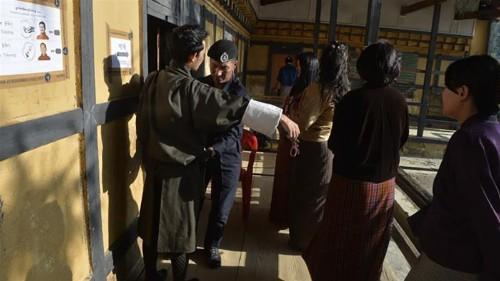 Bhutan voters chooses centre-left DNT in general election