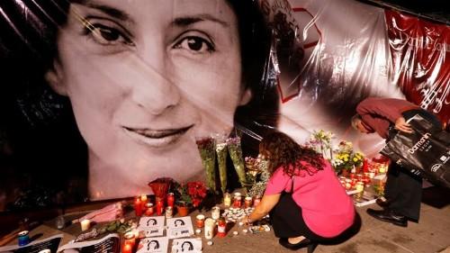 Malta 'identifies masterminds' of Daphne Caruana Galizia murder