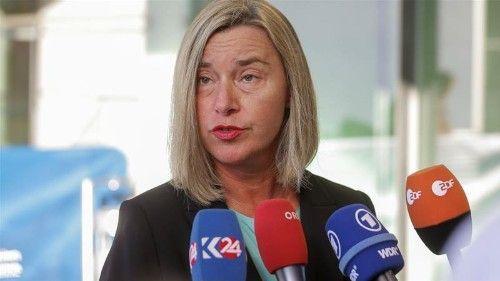 Mogherini: Keeping Iran nuclear deal alive 'is not easy'