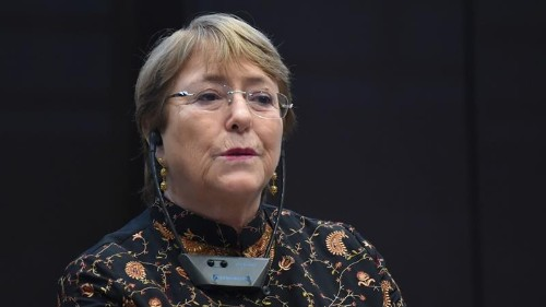 UN rights chief Bachelet heads to Venezuela for a three-day visit