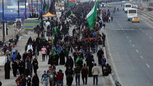 Shia pilgrims killed in two Baghdad blasts