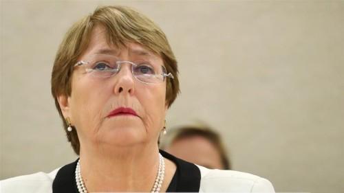 UN rights chief decries Venezuela crackdown, criticises sanctions