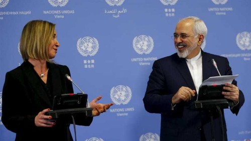 World powers lift nuclear-related sanctions on Iran
