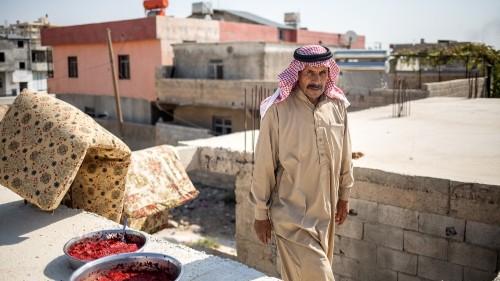 Amid Turkish push, displaced Arab Syrians eye return to homelands