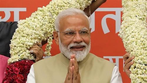 India votes Modi back with landmark mandate
