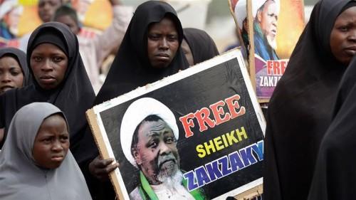 Nigerian Shia leader, wife reject treatment in India, return home