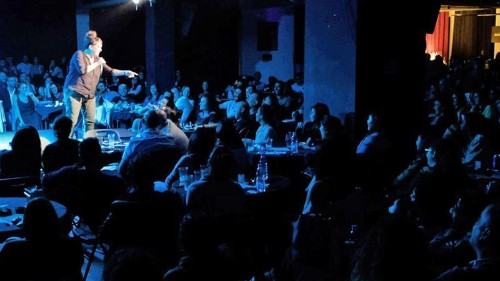 Beirut's stand-up comedy scene is becoming Lebanon's freest space