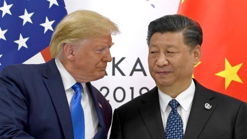 Trump hints at action against China over Hong Kong security law
