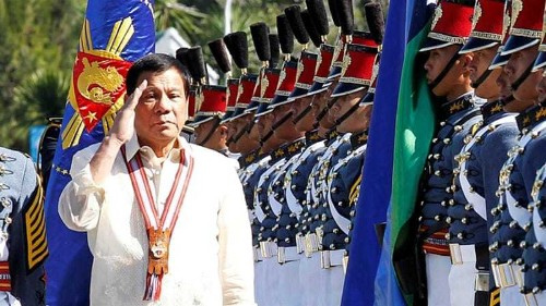 Philippines Supreme Court upholds Duterte's martial law