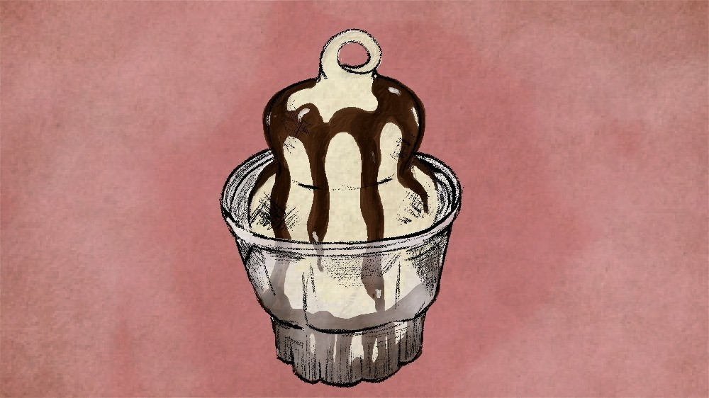 Virginia Woolf and hot fudge sundaes for lunch