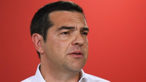 Greece's Tsipras to call snap elections after heavy defeat