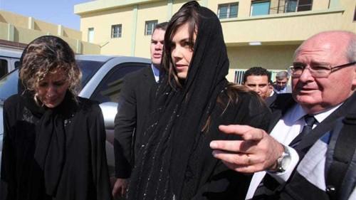 Saif al-Islam makes brief court appearance