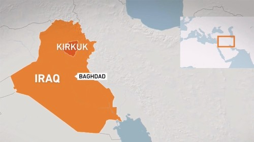 Rocket attack hits northern Iraq base hosting US troops