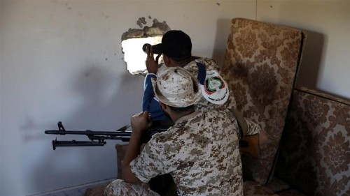 Why are countries breaking the arms embargo on Libya?
