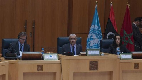 Libya parliament rejects UN-proposed power-sharing deal