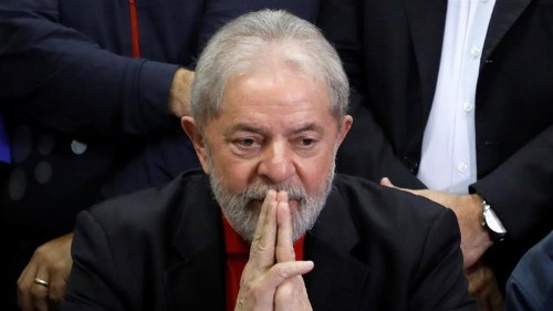 Brazil's Supreme Court rejects request to free ex-president Lula