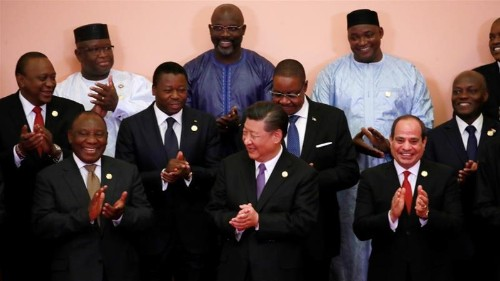 Why Africa loves China