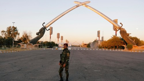 Rockets strike near US embassy in Iraq, no casualties reported