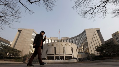 China's bank loans surge as government tries to buffer economy
