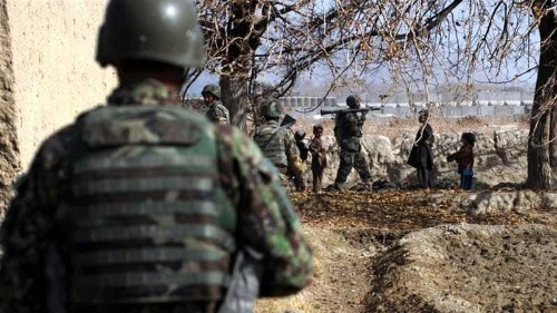 NATO 'friendly fire' incident kills Afghan troops