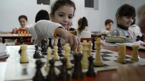 Chess mania captures Armenia's attention