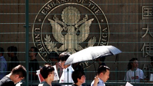 China accuses US of harassing scholars, entrepreneurs over visas