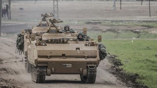 President Erdogan threatens 'imminent' Turkish operation in Syria