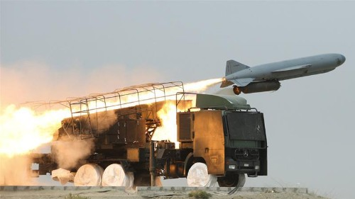 Iran test-fired new missile, says Revolutionary Guards commander