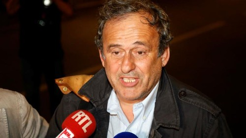 No case opened against Platini in World Cup probe: French police
