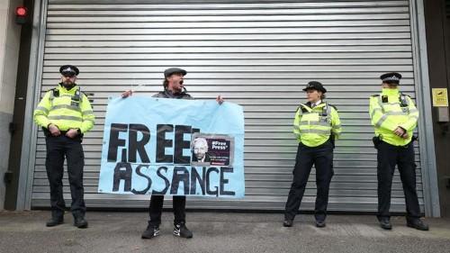 WikiLeaks founder Julian Assange denied extradition hearing delay