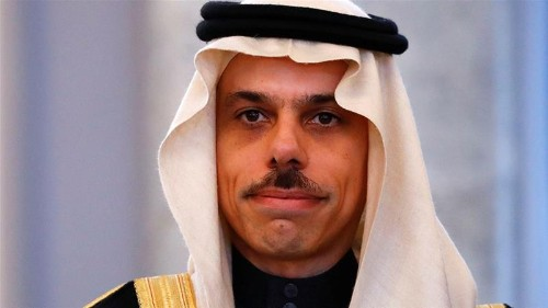 Saudi king names Faisal bin Farhan Al Saud foreign minister