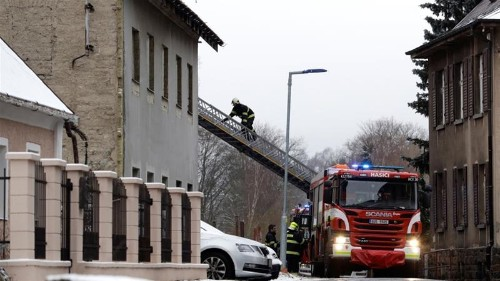 Several dead after blaze engulfs Czech care home
