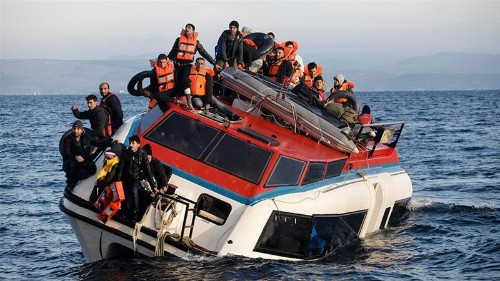 At least seven killed as migrant boat capsizes off Greece