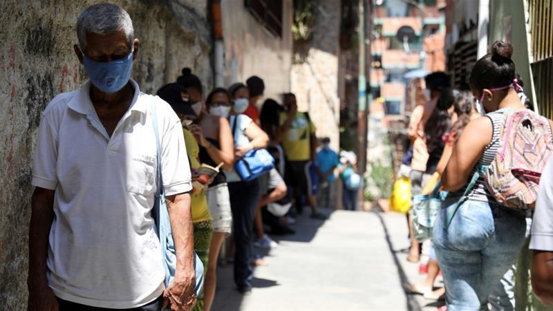 Venezuela health system 'grossly unprepared' for COVID-19 crisis