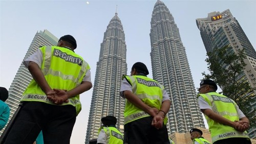 Drugs worth $161m seized in Malaysia's biggest haul