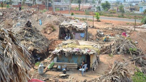 Picking up the pieces in India after Cyclone Hudhud