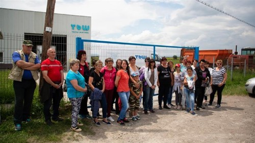 Made in Eastern Europe: Garment workers denied basic rights