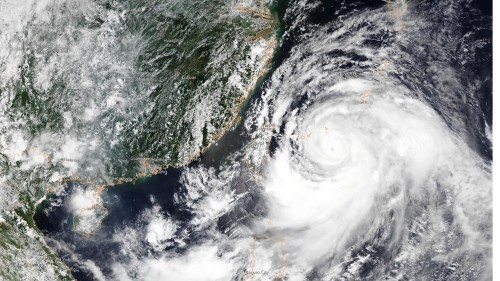 Typhoon Lekima kills 18 in China: state media